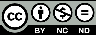 Le titulaire des droits autorise l'utilisation de l'oeuvre à des fins non commerciales, mais n'autorise pas à la création d'oeuvres dérivées.
